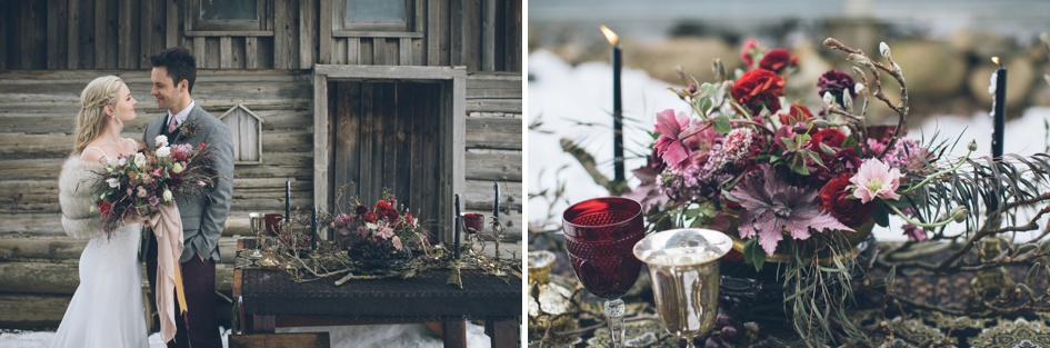 Snow Styled Shoot