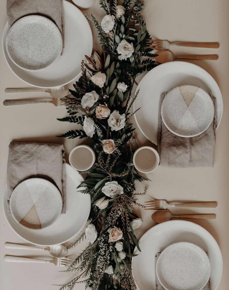 pretty place settings