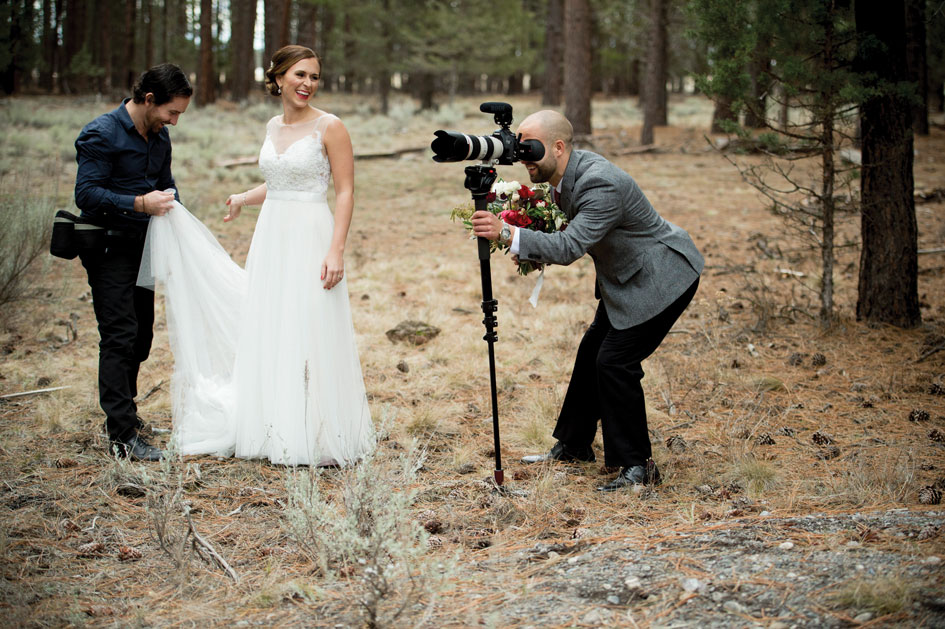 Get the wedding video of your dreams with tips from Oregon's top videographers