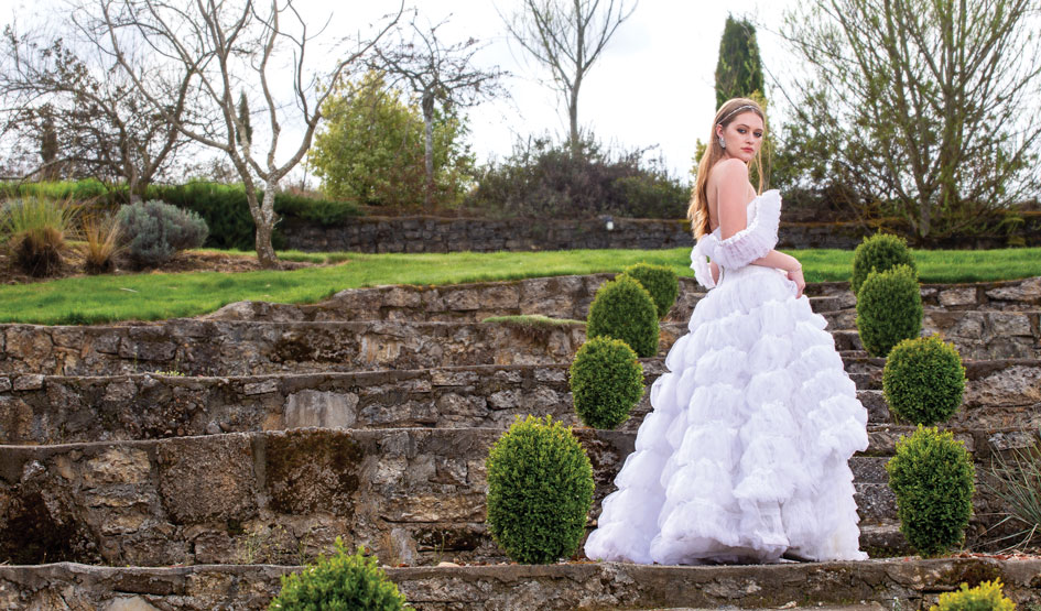 Romance comes alive with these ethereal creations  fit for a fairy-tale wedding