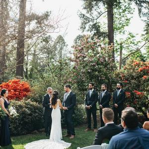 Liz and Mike's Portland Wedding