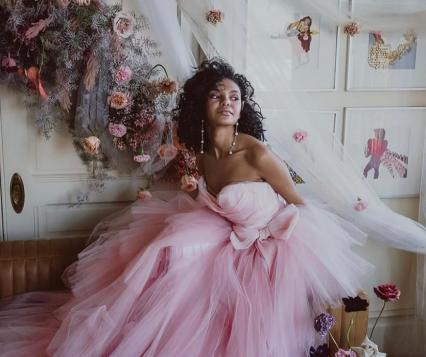 Featuring Claire La Faye, WildBride, Ash and Oak Floral, Amaroq Design, Love and Wolves Wedding Co, Yodit