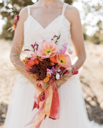Flowers: Summer Robbins Flowers, Design: Swoon Events and Design, Photo: Gallivan Photo
