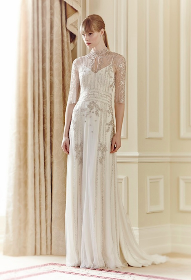 10 Chic Long-Sleeved Dresses for Every Bride | Minnesota Bride